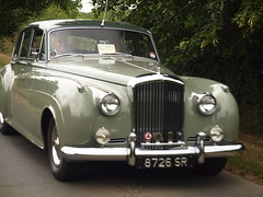 Bentley Saloon Car - 1960
