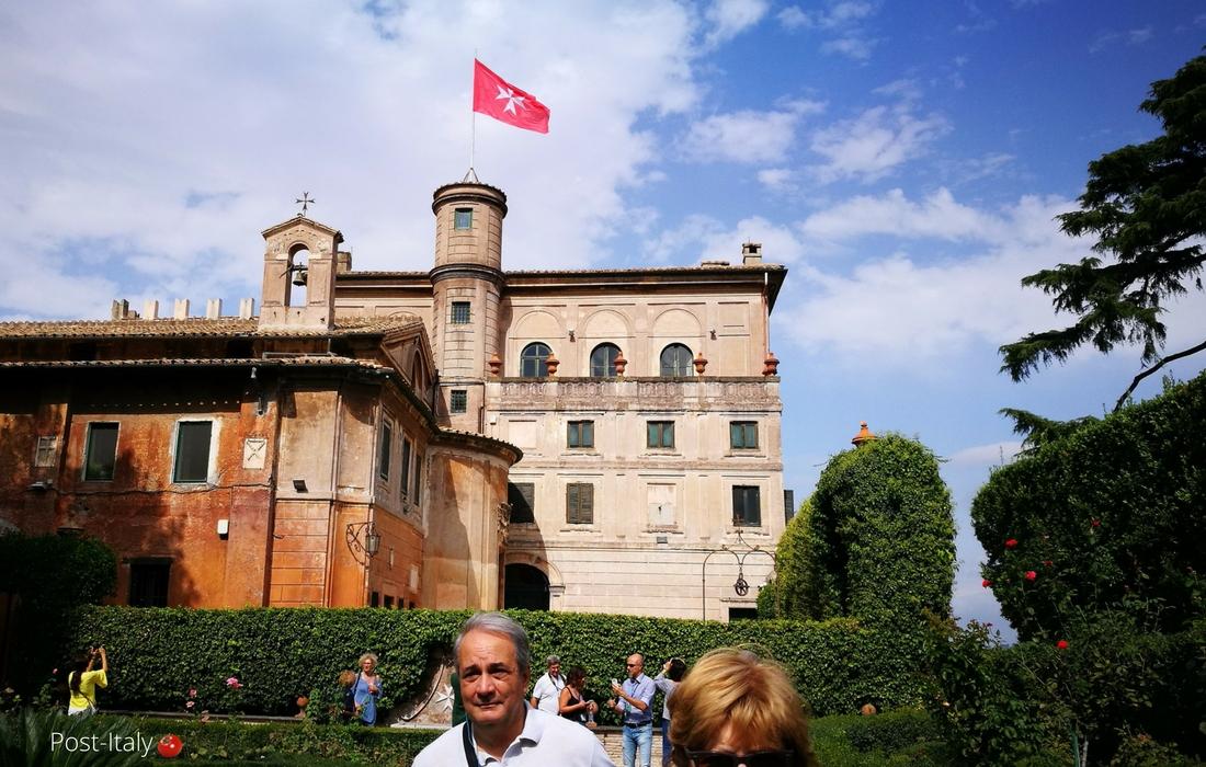 Ordem dos Cavaleiros de Malta em Roma