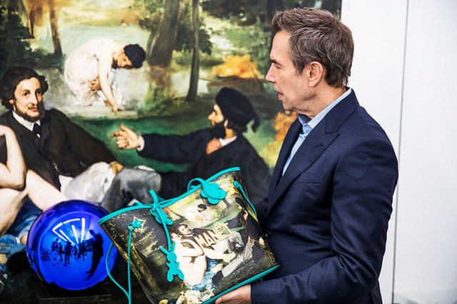 Louis Vuitton Jeff Koons Masters