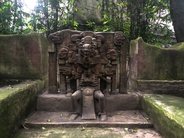 Statue of a God