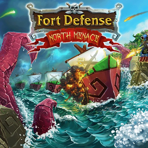 Fort Defense North Menace