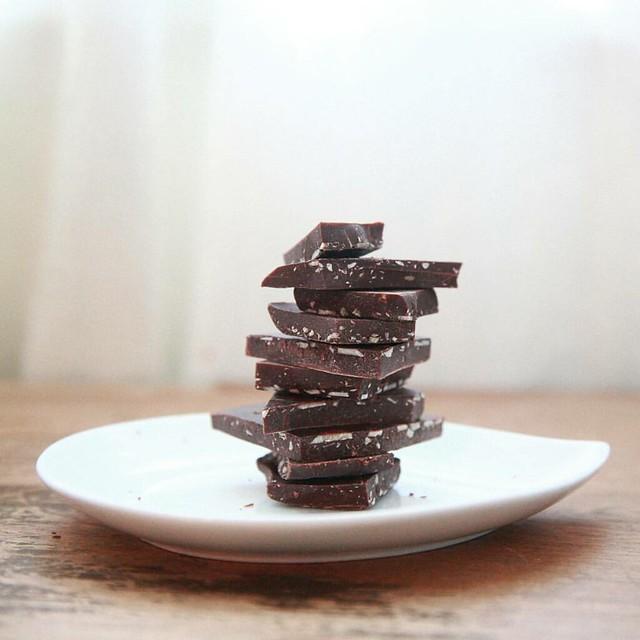 Сырой шоколад