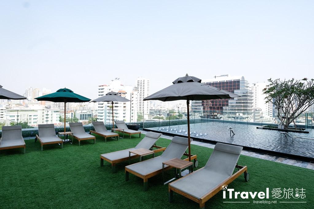 曼谷饭店推荐 Grande Centre Point Sukhumvit 55 Thong Lo (55)