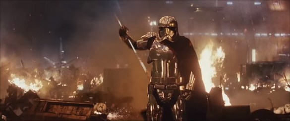 Star Wars The Last Jedi - Captain Phasma