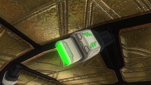 五号砲台 緑光