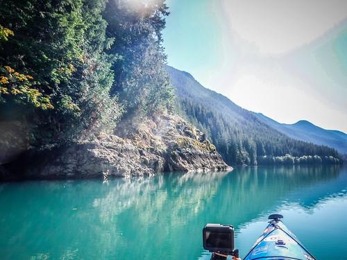 Baker Lake Paddling-50