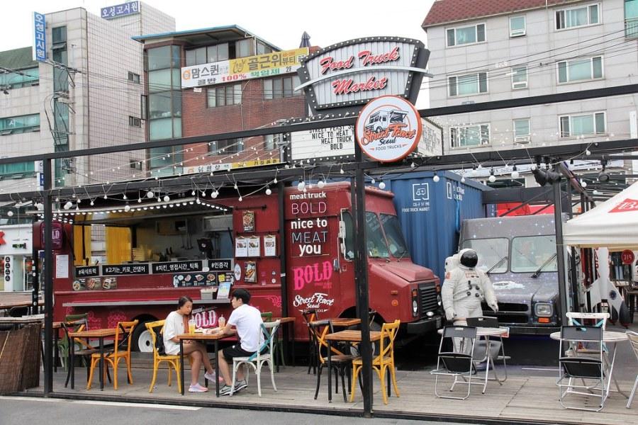 food truck common ground seoul