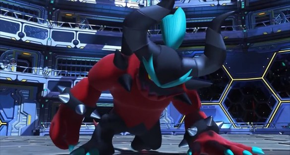 Sonic Forces - Zavok's Defeat