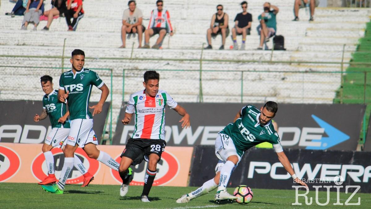 Palestino 0-0 Santiago Wanderers