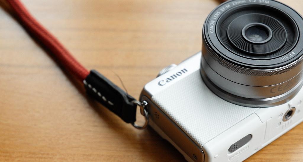 Canon Camera M100
