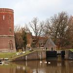20171130 Zwolle Watertoren Turfmarkt