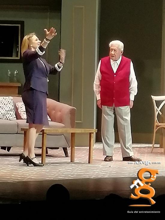 El Padre, Teatro Galerías, Guadalajara, Méx. (06-12-2017)