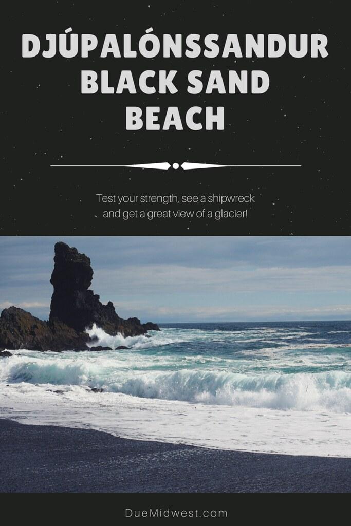Djúpalónssandur beach - Due Midwest