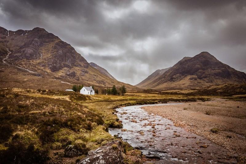 Glen Coe - Scotland 2017