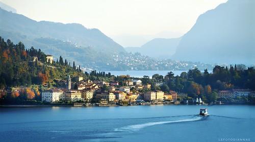 Saluti dal Lago di Como