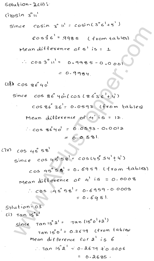 ml-aggarwal-icse-solutions-for-class-9-maths-ch-19-trigonometric- tables-3