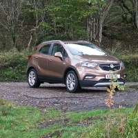 Falling for Scotland in Autumn | Driving the A82 with the Vauxhall Mokka X