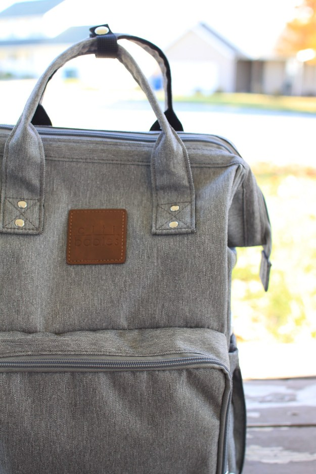 Citi Babies Diaper Bag