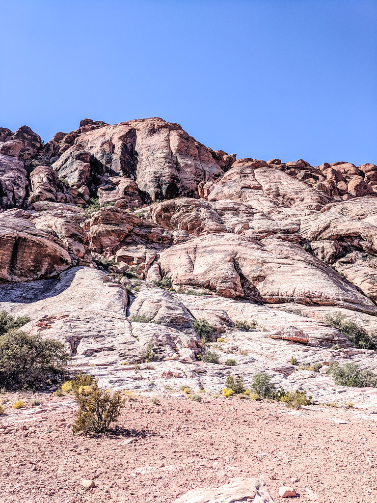Calico Basin, Red Rocks