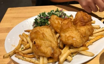 California Fish Grill – Mission Valley