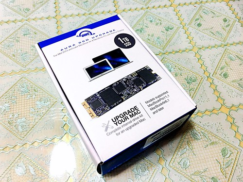 OWC SSD Aura Pro X 1Tb