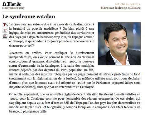 17k10 Thomas Piketty Le syndrome catalan Uti 465