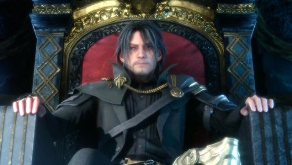 Final Fantasy XV Episode Ignis - Your Majesty