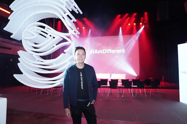 Penshoppe Brand Director Jeff Bascon