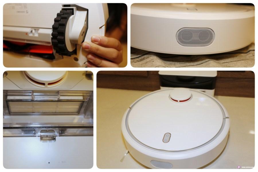 LDS雷射測距,SLAM演算法,小米,小米掃地機器人,掃地機器人,清掃時間,雙11 @VIVIYU小世界