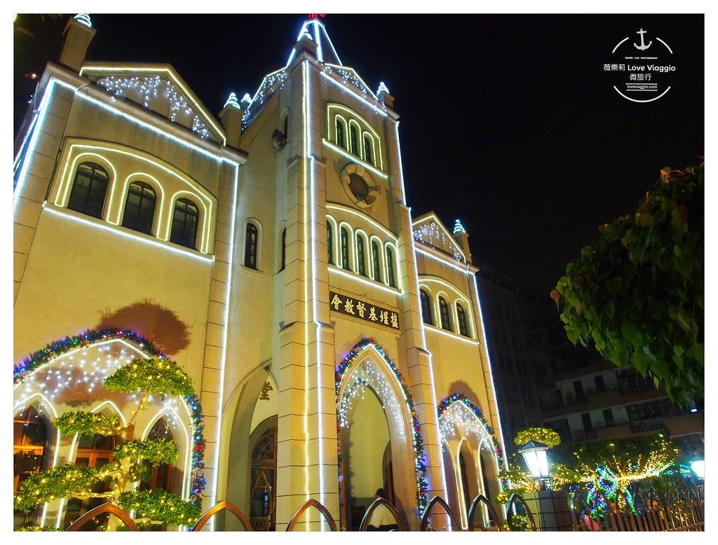 童話教堂,高雄景點,高雄聖誕節,鹽埕教堂 @薇樂莉 Love Viaggio | 旅行.生活.攝影