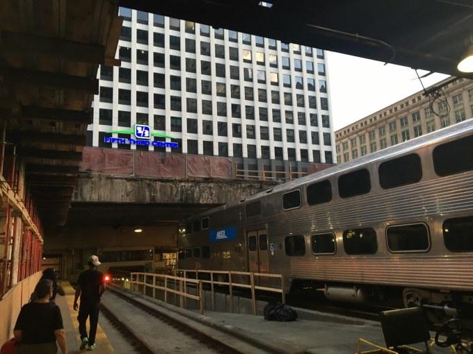 20160904 04 Metra @ Union Station