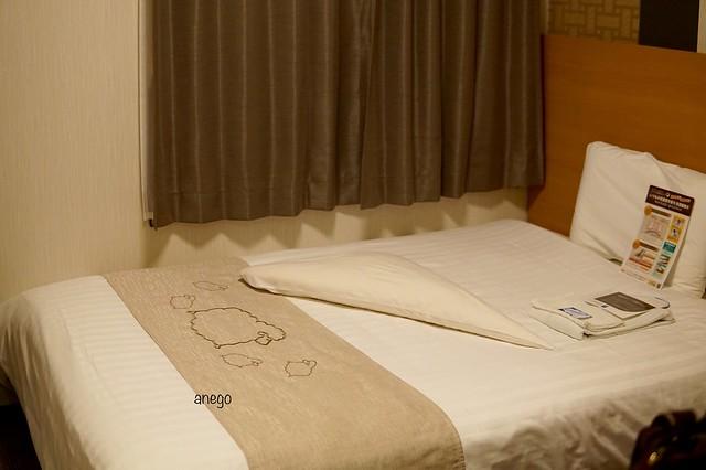 コンフォート成田 ベッド