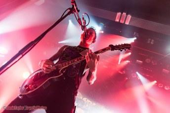 Arch Enemy + Trivium @ The Vogue Theatre - November 23rd 2017