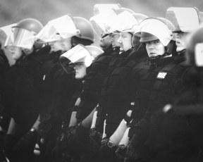 Halifax Riot Police
