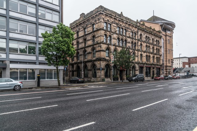 WHY ARE BELFAST HOTELS SO EXPENSIVE [EVEN THOUGH STERLING HAS DROPPED IN VALUE]-134104
