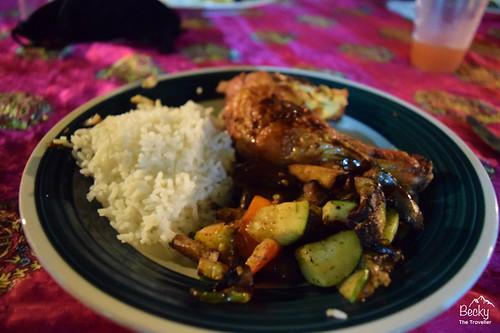 Caye Caulker Belize - try some of the amazing restaurants in Caye Caulker