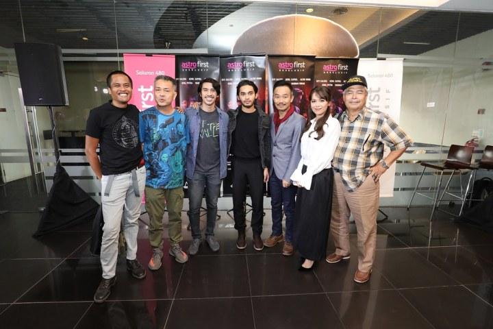 Amerul Affendi, Chew Kit Wah, Iedil Putra, Aeril Zafrel, Alvin Wong, Siti Saleha, Dato A Tamimi Siregar