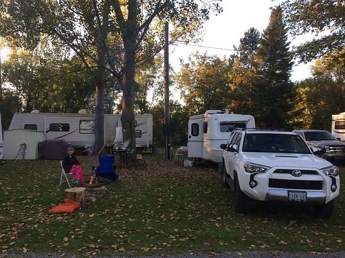 Brockville Camping
