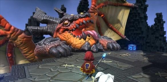 Portal Knights - Dragon Fight