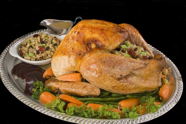Mario's Thanksgiving Turkey