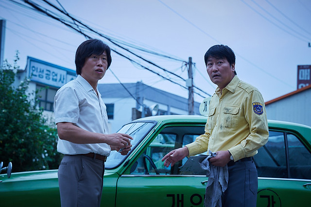 A Taxi Driver Korean Movie 3