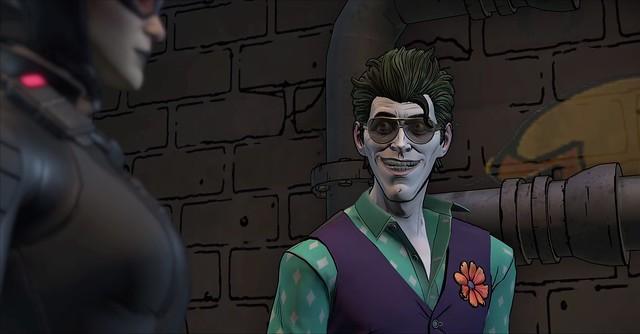 Batman Sezon 2 - 3 - Joker ve Catwoman