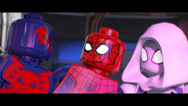 레고 마블 슈퍼 히어로 2 - Spider Gwen