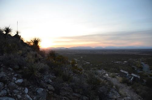 21 Oliver Lee State Park sunset