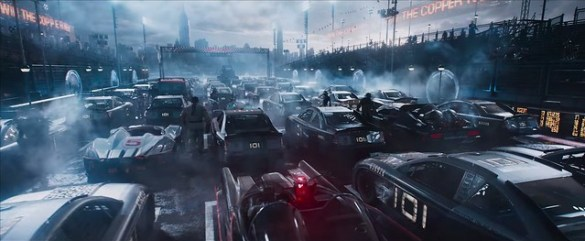 Ready Player One - Mad Max Mach 5