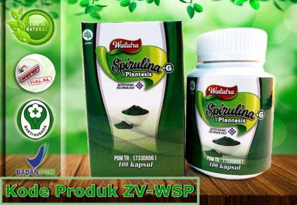 Masker Spirulina Untuk Ibu Hamil