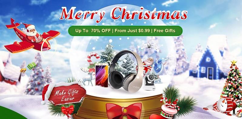 TOMTOP sale クリスマス (1)