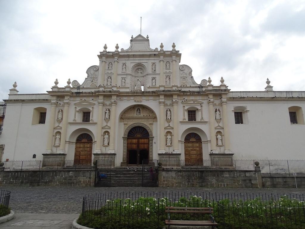 Antigua Catedral de Santiago Guatemala 01