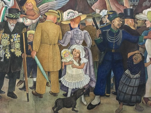 Museo Mural Diego Rivera