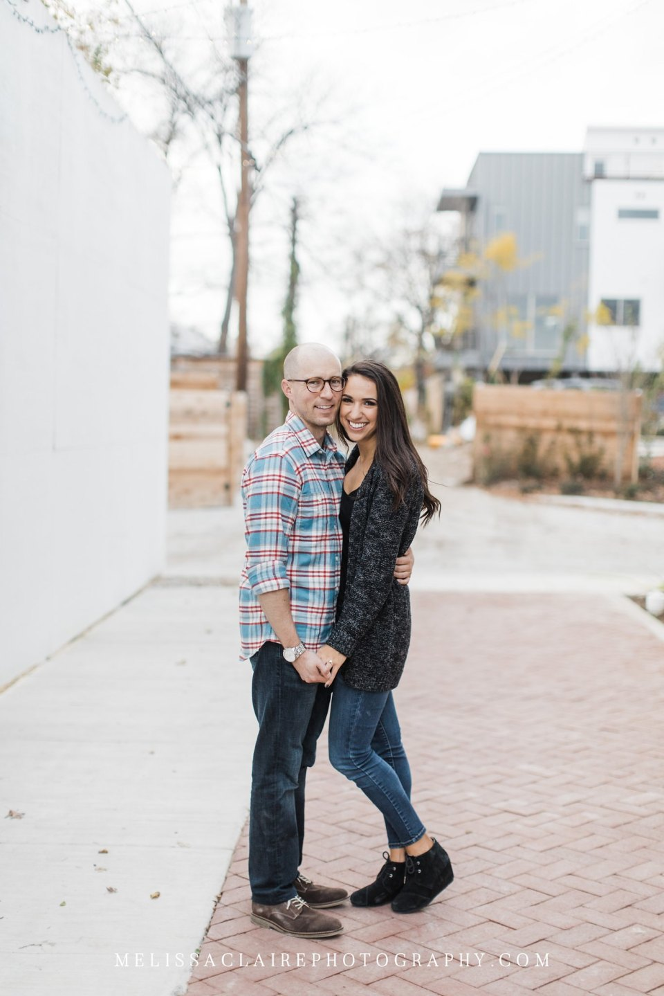Dallas Engagement Photos